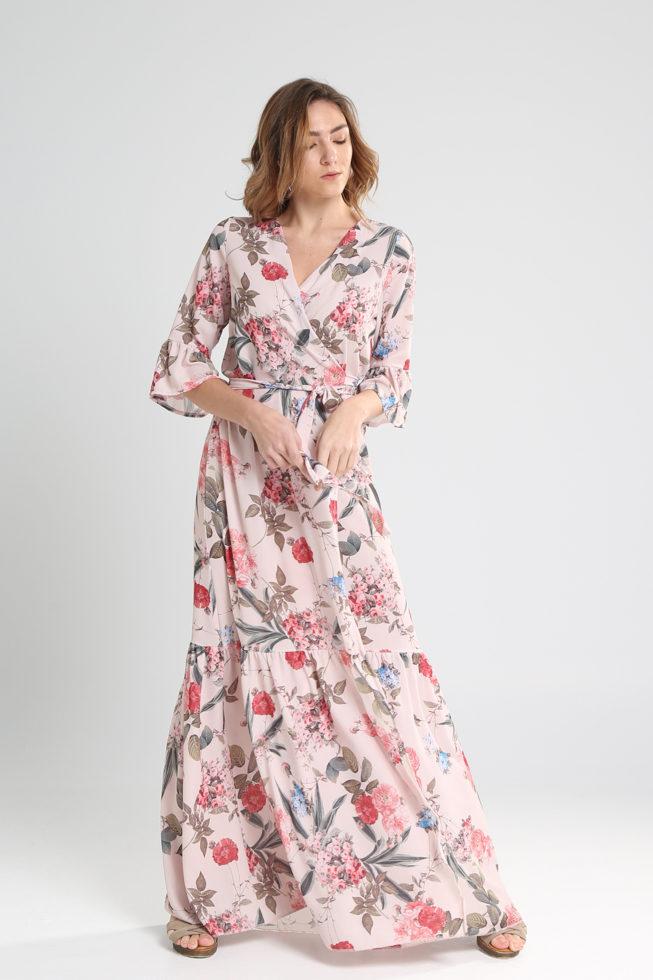 af8ea8400ac Φόρεμα κρουαζέ | Si Belle Fashion